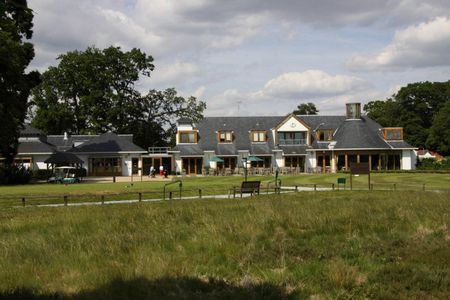 North hants golf club cover picture