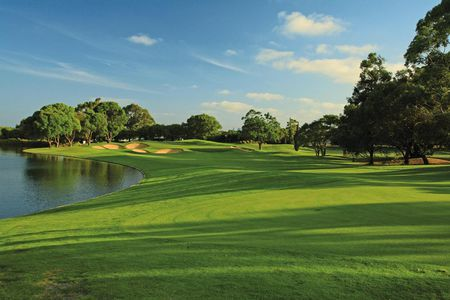 Western Australia Golf Club Cover Picture