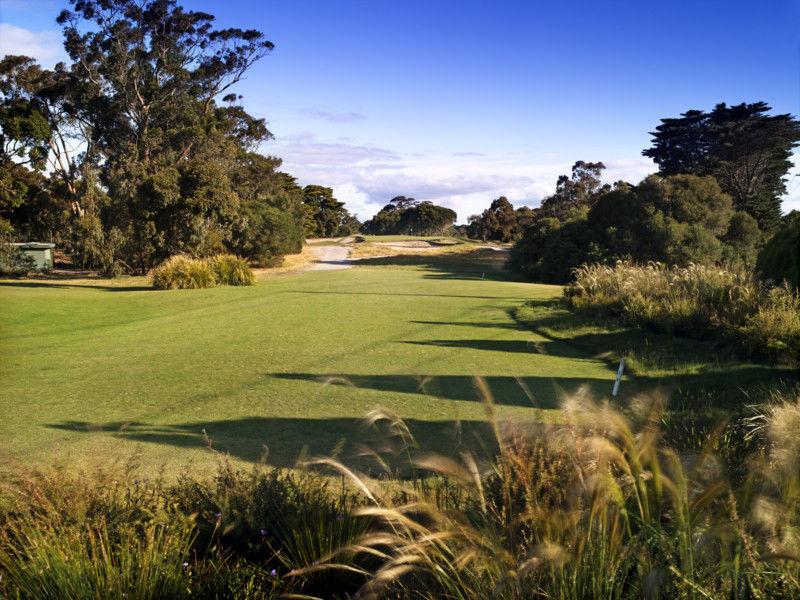 Victoria golf club cover picture