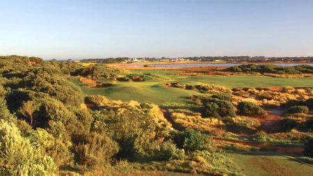 Overview of golf course named Thirteenth Beach Golf Club - Beach Course