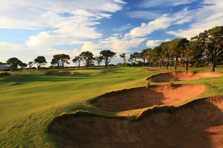 13th Beach Golf Links - Beach Course  Cover Picture