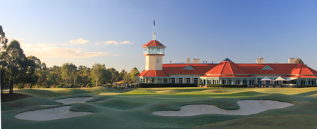 Terrey hills golf country club cover picture