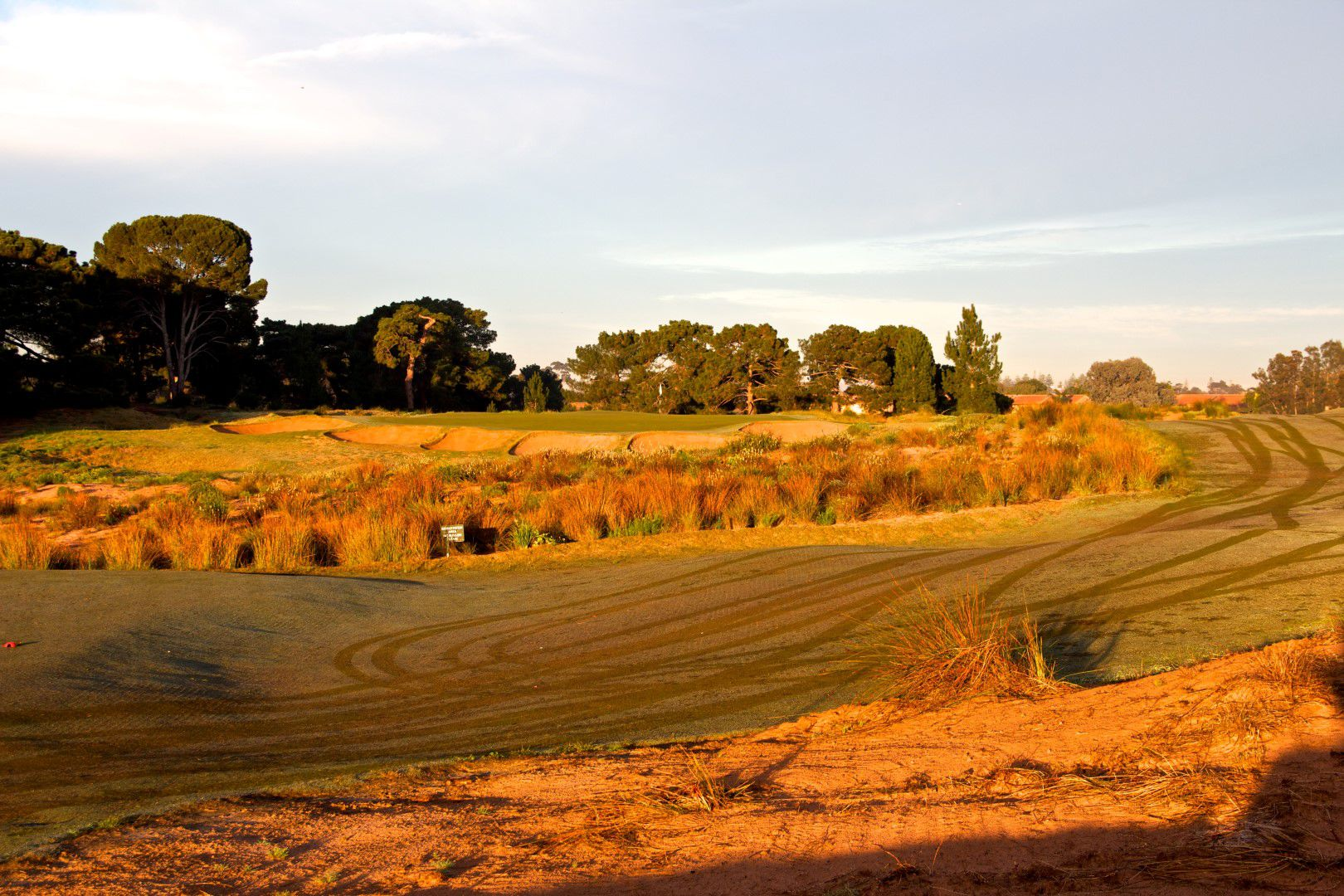 Royal adelaide golf club cover picture