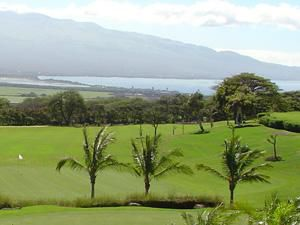 Overview of golf course named Kahili Golf Course