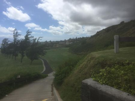 Overview of golf course named Waiehu Golf Course