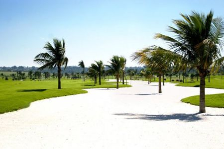 Overview of golf course named Damha Golf Club