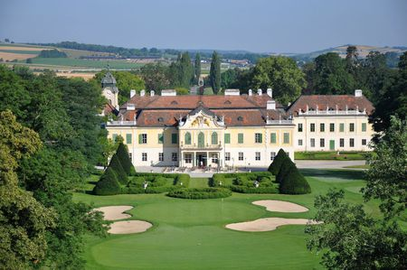 Overview of golf course named Golfclub Schloss Schonborn