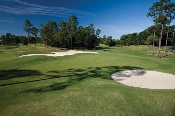 Overview of golf course named Timbercreek Golf Club