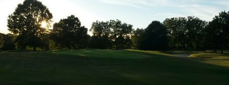 Overview of golf course named Huntsville Country Club