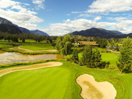 Big sky golf and country club cover picture