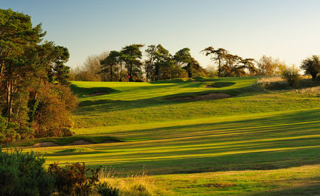 Overview of golf course named Luffenham Heath Golf Club