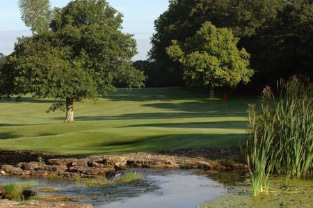 Manor House Golf Club at Castle Combe Cover Picture