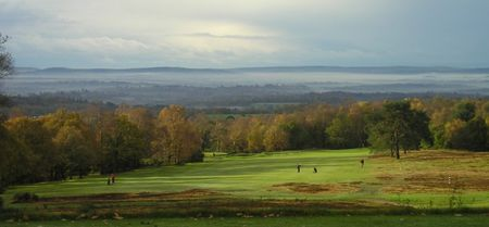 Overview of golf course named Crowborough Beacon Golf Club