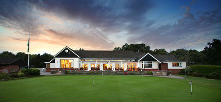 Stoneham golf club cover picture