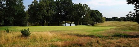 Overview of golf course named Thorndon Park Golf Club