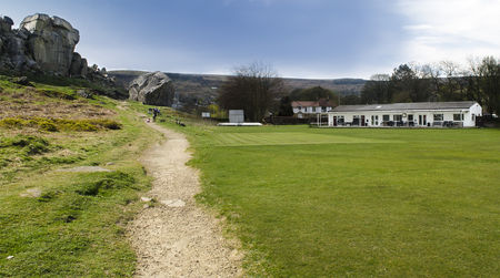 Ilkley Golf Club Cover Picture