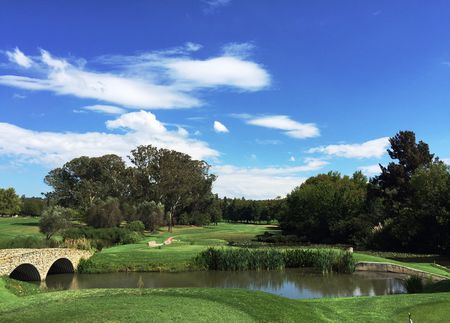 Overview of golf course named Bryanston Country Club