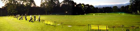 Overview of golf course named Club de Golf Mexico