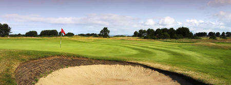 Overview of golf course named Kilmarnock (Barassie) Golf Club