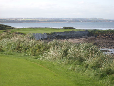 Kilspindie Golf Club Cover