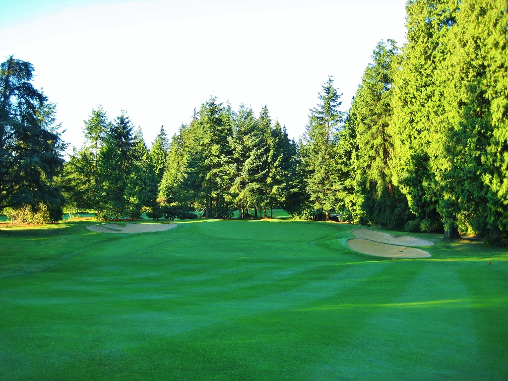 Overview of golf course named Capilano Golf and Country Club