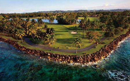Overview of golf course named El Dorado Golf and Beach Club