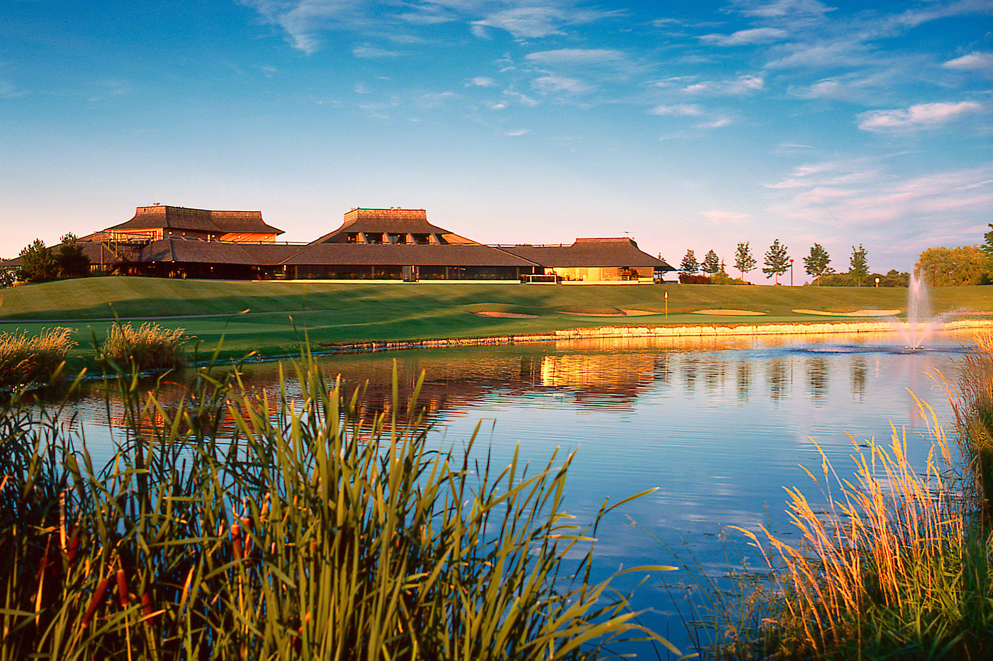 Glen abbey golf club cover picture