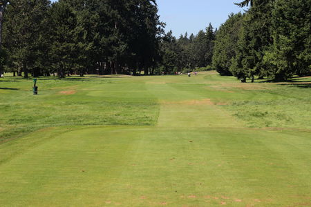Overview of golf course named Royal Colwood Golf Club