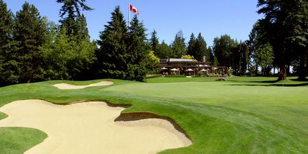 Shaughnessy golf and country club cover picture