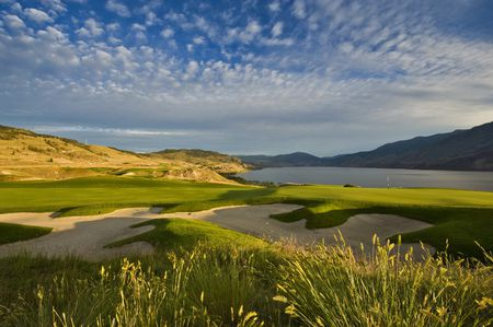 Overview of golf course named Tobiano Golf Course
