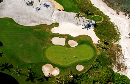Overview of golf course named Punta Mita Club de Golf - Pacifico Course
