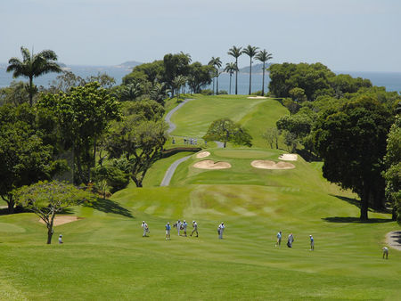 Overview of golf course named Gavea Golf and Country Club