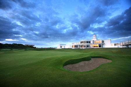 Overview of golf course named Royal Birkdale Golf Club