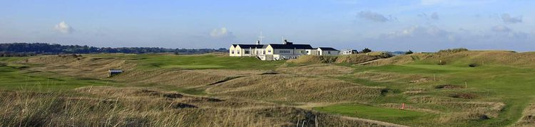 Rye golf club cover picture