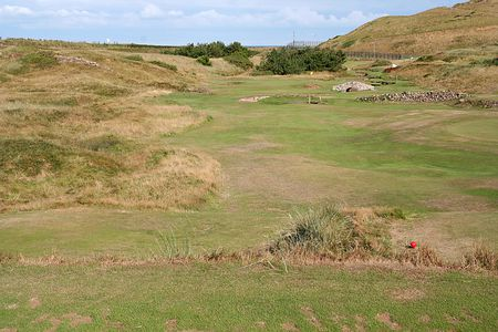 Seascale golf club cover picture