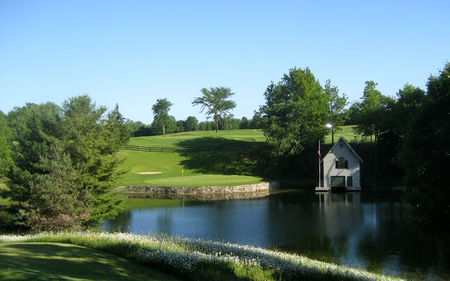 Redtail Golf Course Cover Picture