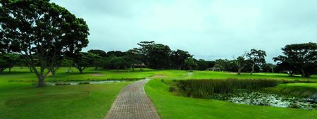 Overview of golf course named Selborne Country Club