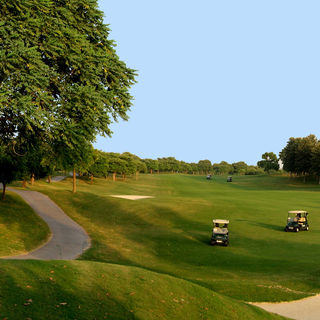 Classic golf resort ridge and valley cover picture