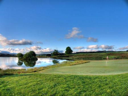 Gowrie Farm Golf Club Cover Picture