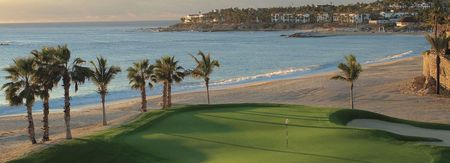 Overview of golf course named Palmilla Golf Club