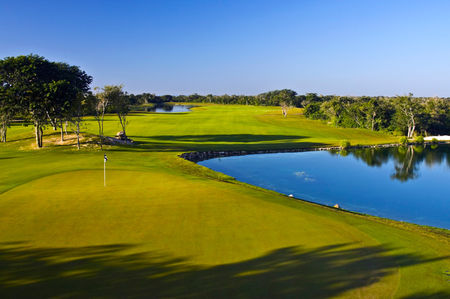 Yucatan Country Club - Jaguar Golf Course Cover Picture