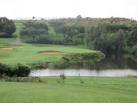 Krugersdorp Golf Club Cover Picture