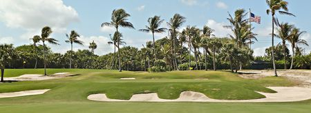 Seminole golf club cover picture