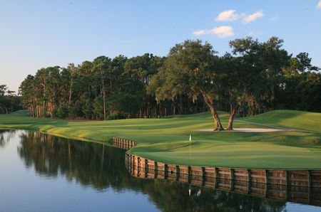 Overview of golf course named TPC Sawgrass - Stadium Course