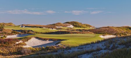 Overview of golf course named Streamsong Resort - Red Course