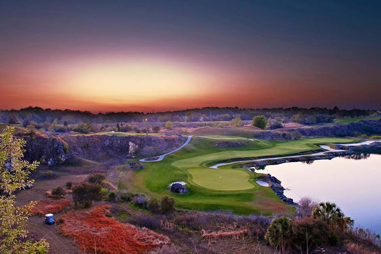 Black diamond ranch golf and country club picture