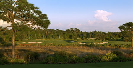 Overview of golf course named The Concession Golf Club