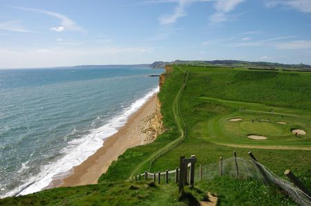 Bridport Golf Club Cover Picture