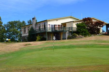 Deloraine Golf Club Cover Picture