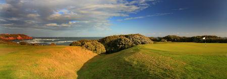 Flinders Island Golf Club Cover